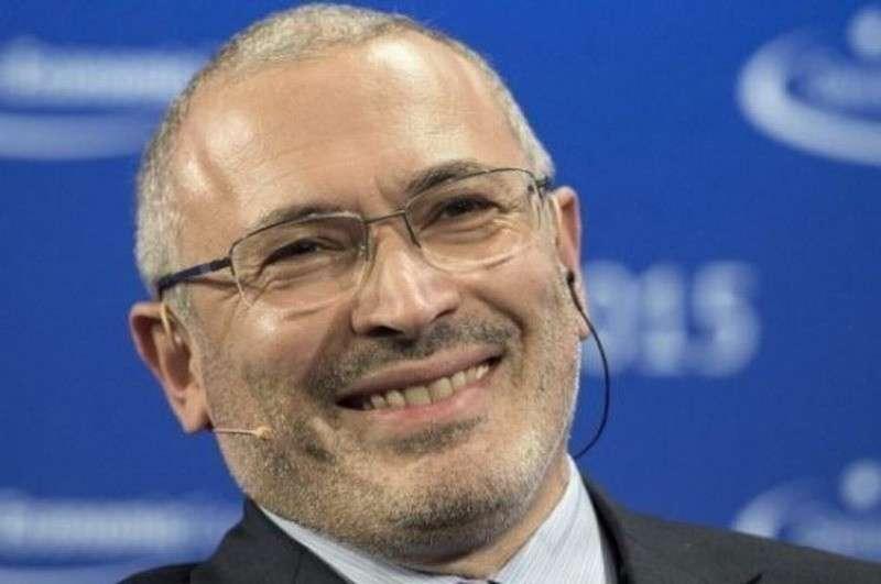 Жулик Ходорковский реализует доктрину США о развале России с помощью сепаратизма