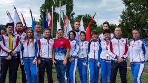 Российские стрелки в Венгрии завоевали золото чемпионата Европы