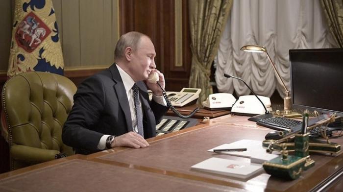 Состоялся первый телефонный разговор Путина и Зеленского по инициативе Киева