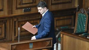 Владимир Зеленский намерен люстрировать Порошенко и всю его хунту