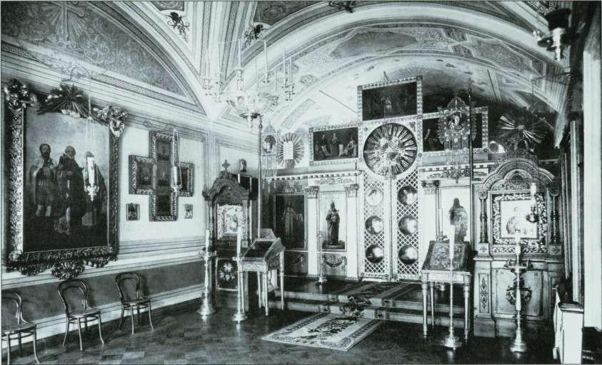Чем владела церковная братва в России до революции 1917 года