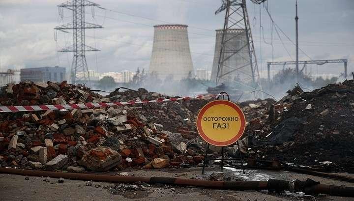 Пожар в Мытищах на ТЭЦ-27 ликвидировали полностью