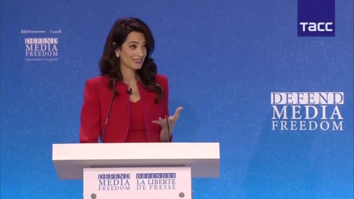 Глобальная конференция по «свободе» СМИ, куда не пустили RT