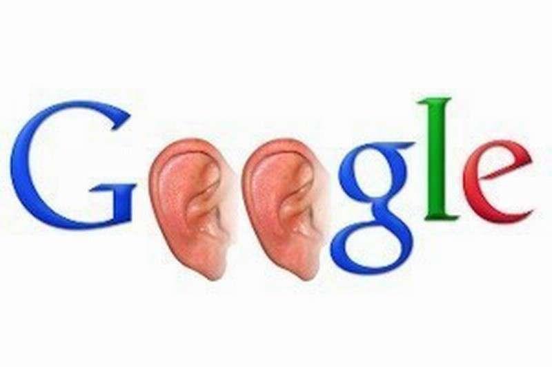 Google признал, что прослушивает компьютеры и телефоны пользователей