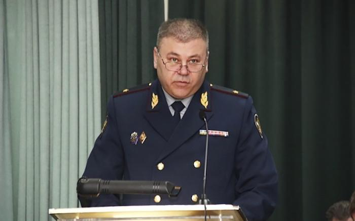 Осужден генерал ФСИН Константин Антонкин, бравший взятки особняками
