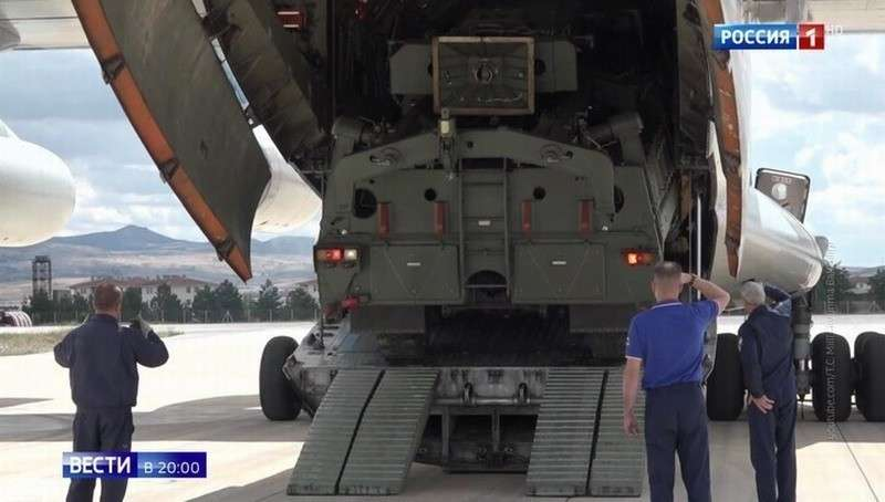 Пентагон в шоке. Несмотря на угрозы США, Турция получила российские