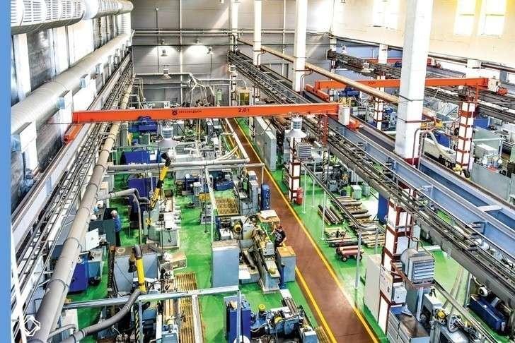 Петербургский тракторный завод запустил в серийное производство линейку тракторов «Кировец» К-7