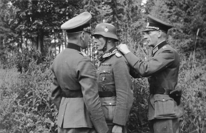 Министерство обороны РФ рассекретило документы об освобождении Вильнюса от немецко-фашистских войск