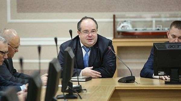 Генеральный директор ФГУП Крыловский государственный научный центр Павел Филиппов