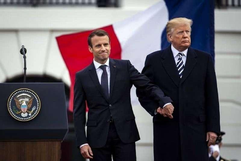 Трамп угрожает Франции торговой войной из-за введения налога на гигантов интернет-сектора