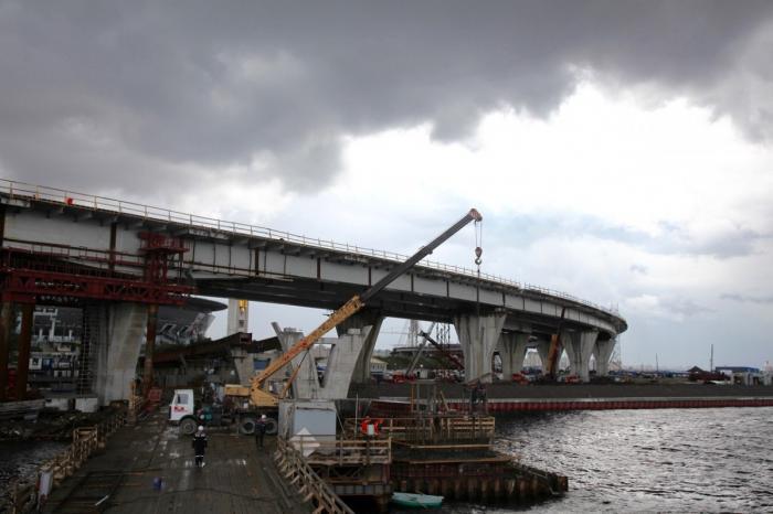 Специальный репортаж. Москва наводит мосты через водные артерии