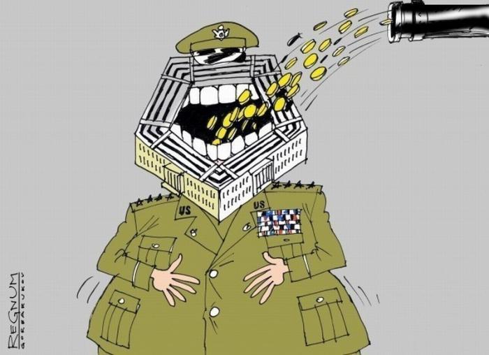 Страшная тайна о военно-промышленном комплексе США