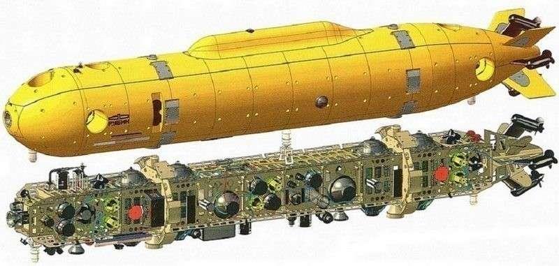На западе раскрыли истинное предназначение российского оружия «Судного дня» – аппаратов «Посейдон»