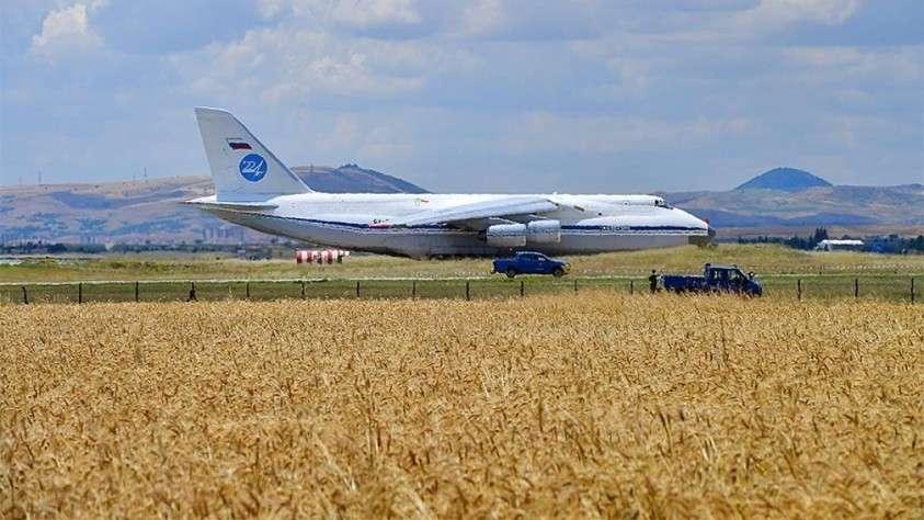 Турция получает купленный у России ЗРК С-400 «Триумф»