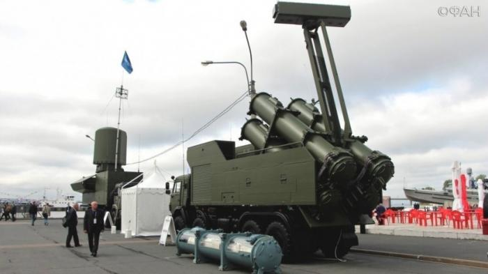 В России создан новейший ракетный береговой оборонительный комплекс «Рубеж-МЭ»