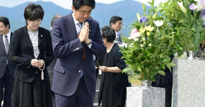 Русско-японская война продолжается, ждём харакири премьера Японии Синдзо Абэ
