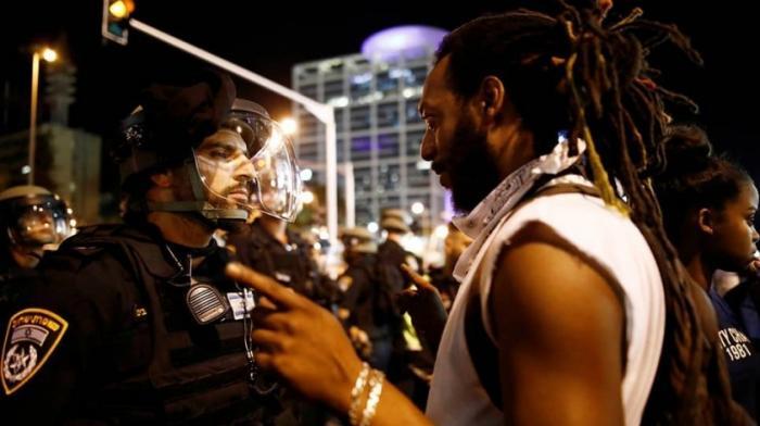 Эфиопы показали всю гнилость израильской демократии, ничтожность и беспринципность властей