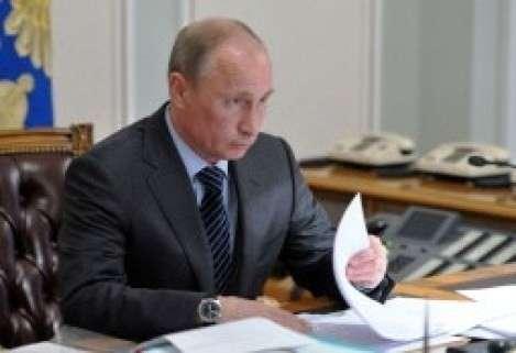 Путин поддержал идею Торгово-промышленной палаты узаконить семейное предпринимательство