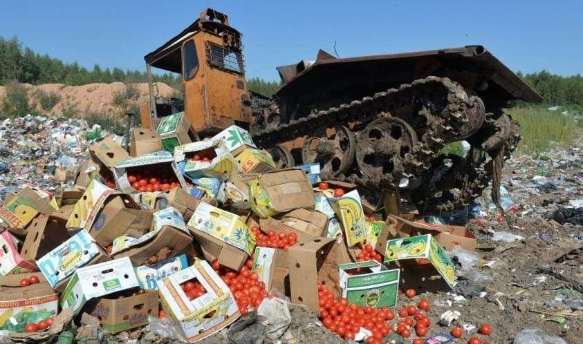 Нужно ли уничтожать санкционные контрабандные продукты?