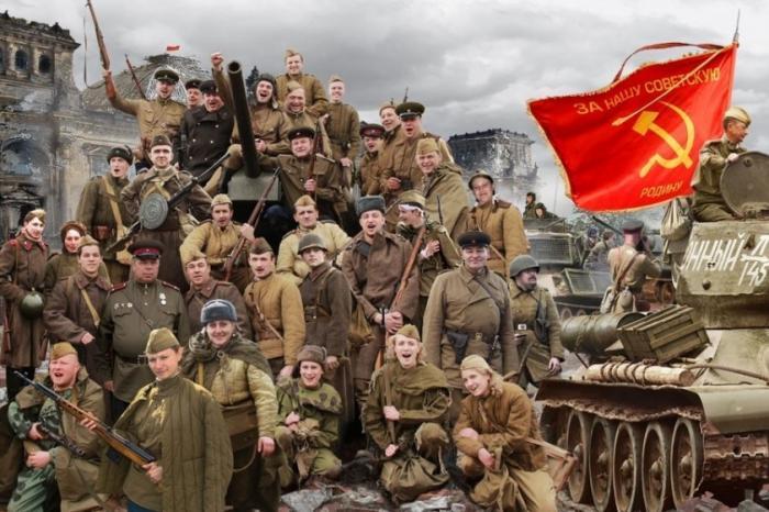 Литва и Латвия категорически осуждают победу России над нацистами!