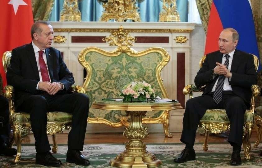 Очередной шах и мат Путина: «новый царь» и «новый султан» бросили вызов НАТО