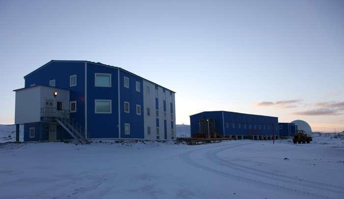 Китай форсирует освоение Антарктиды и строит аэропорт