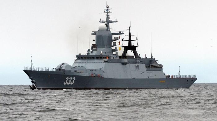 Министерство обороны провела пуск крылатых ракет «Москит» в Японском море