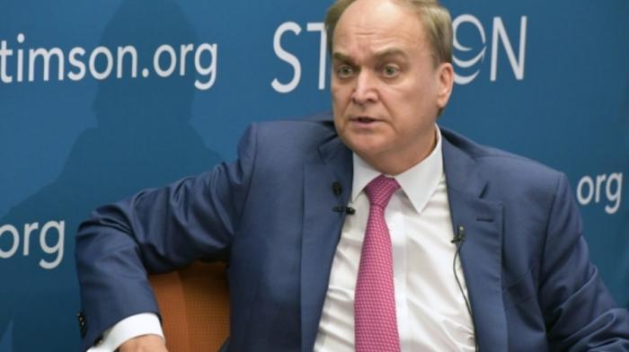 Посол в США Антонов заявил, что США начали против России визовую войну