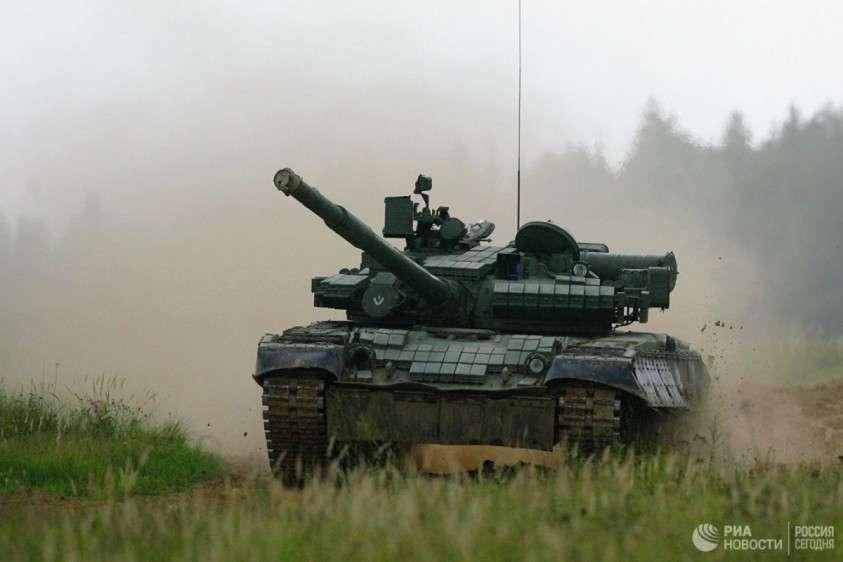 Зачем Россия возвращает в строй «реактивные» танки Т-80