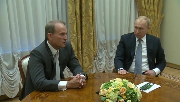Владимир Путин: урегулирование в Донбассе возможно лишь при контактах Киева с ДНР и ЛНР