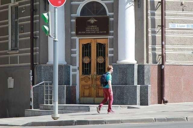 Расследованием занимается полицейское ведомство Ростова-на-Дону, а не Краснодарского края.