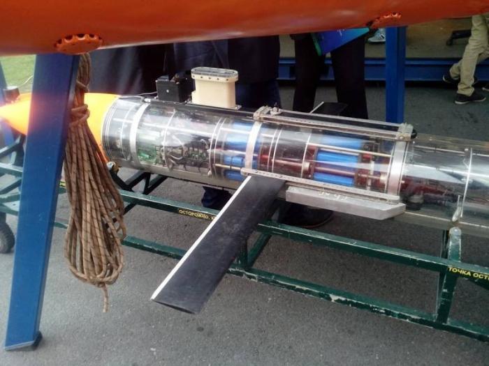 Новейший российский подводный глайдер – это километровая глубина и полгода автономности
