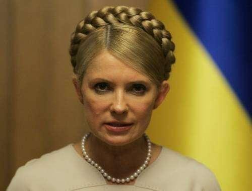 Юлия Тимошенко: палочка дрожжей в белом сосуде парламента