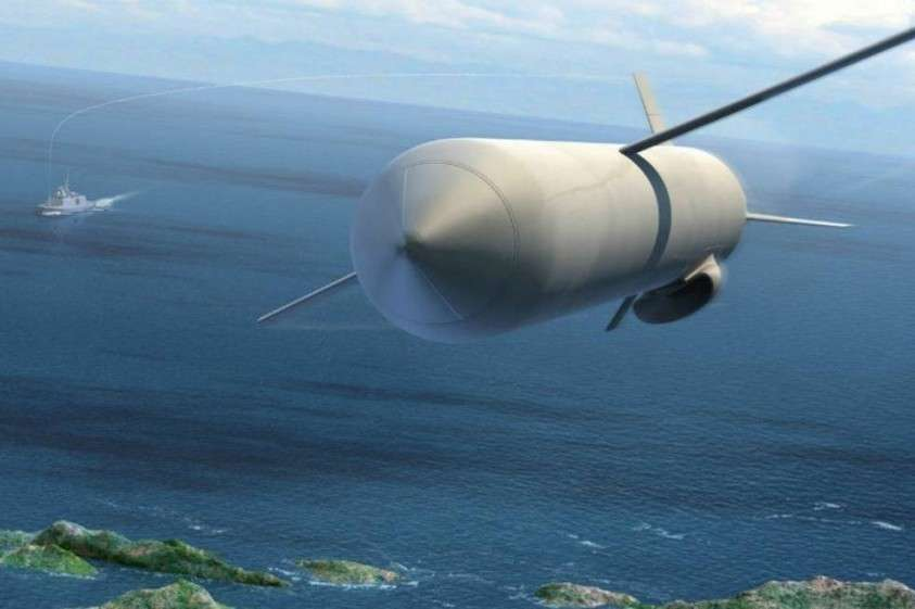 Крылатая ракета «Буревестник» станет «оружием возмездия»