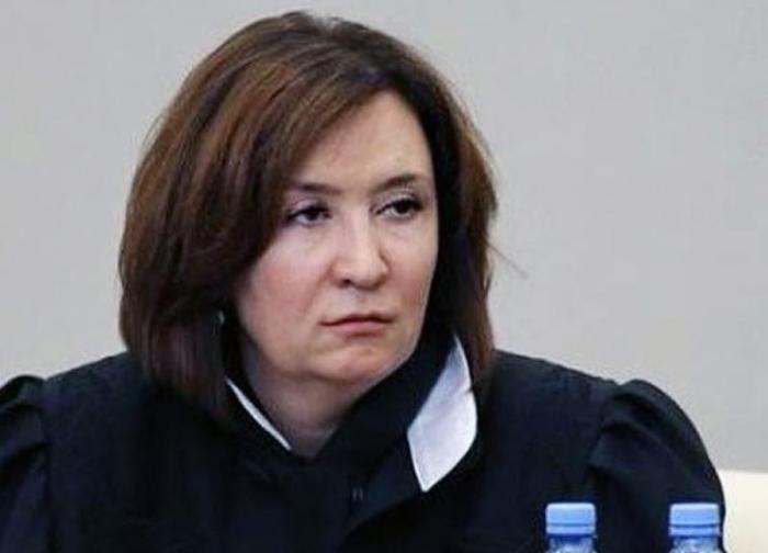 Золотая судья Хахалева продолжает занимать высокие должности в Краснодарском краевом суде