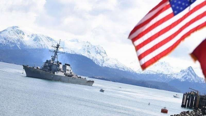 ВМС США готовят «грандиозный арктический поход» по Северному морскому пути?