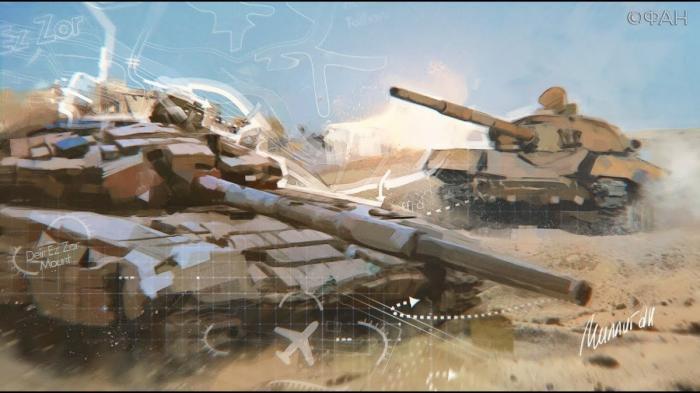 Военная обстановка в Сирии. Обзор событий с 14 по 20 июля