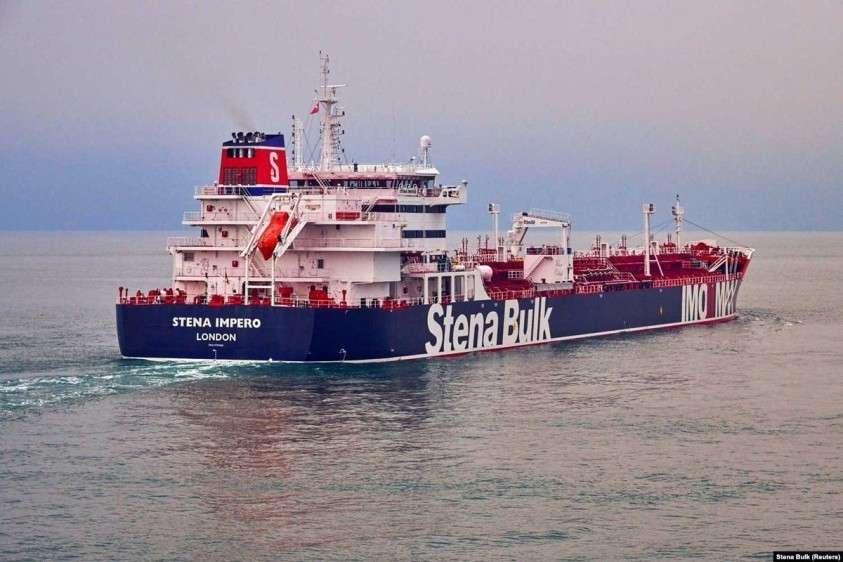Лондон а ступоре: Иран заявил о захвате ещё одного британского танкера