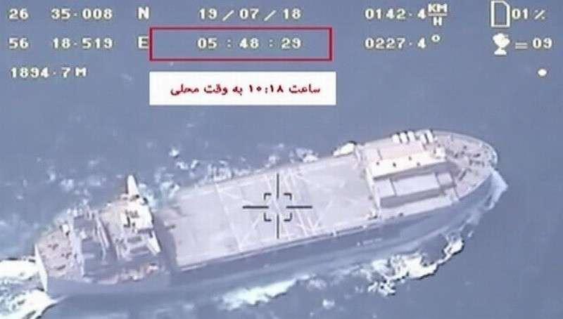 Иран задержал британский танкер: в Ормузском проливе зреет конфликт с непредсказуемыми последствиями
