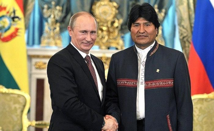 Наступление на интересы США: кому достанется боливийский литий?