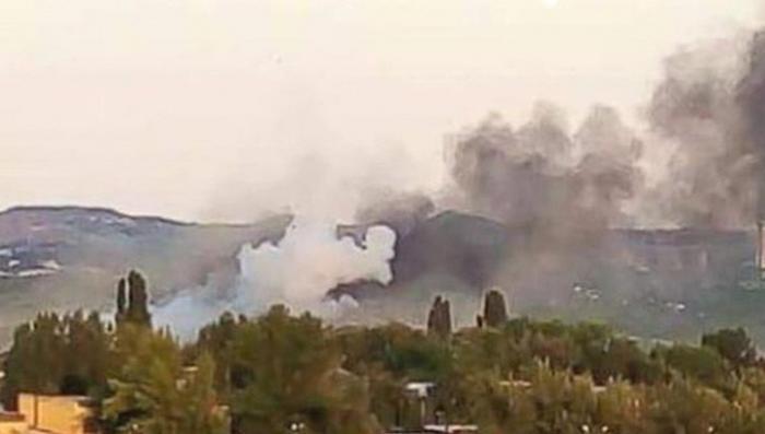 Украинские военные сорвали перемирие на Донбассе, обстреляв село Новая Таврия в ДНР