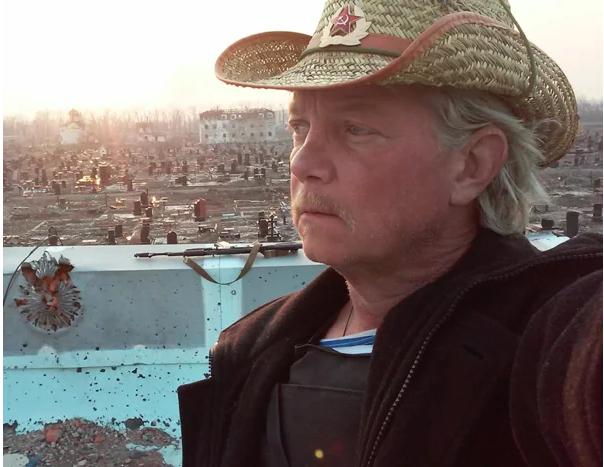 Война на Донбассе глазами американского добровольца: «вернусь в США только на танке Т-90»