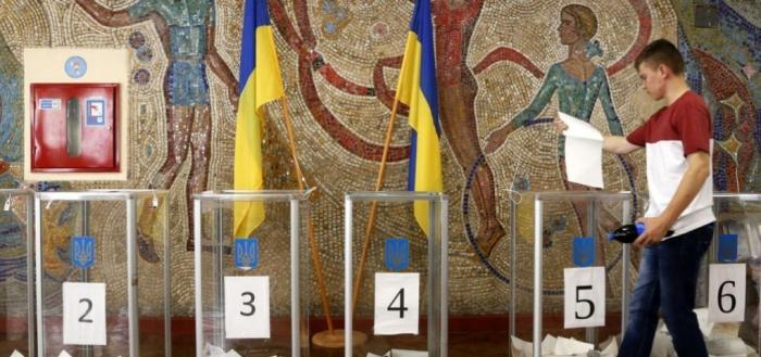 Неофициальные данные экзит-полов на досрочных выборах в Верховную Раду Украины на 17-00