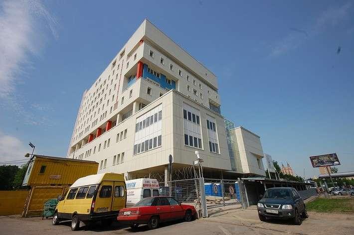 ВМоскве открылось новое здание Государственной публичной научно-технической библиотеки России