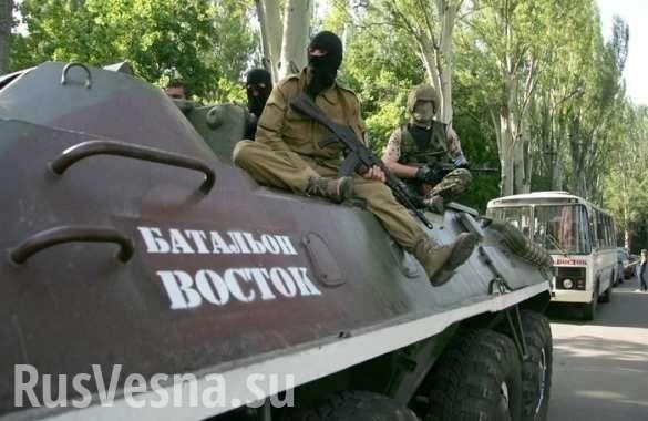 Как воюет «Восток» – репортаж с линии фронта (ВИДЕО) | Русская весна
