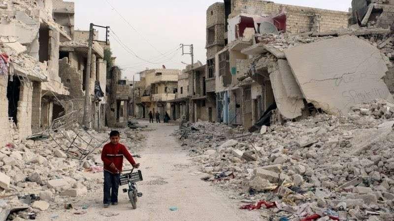 Демографические причины войны в Сирии – крах СССР
