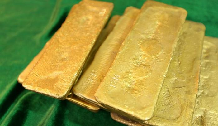Крупнейшая компания в I полугодии увеличил производство золота на 16%