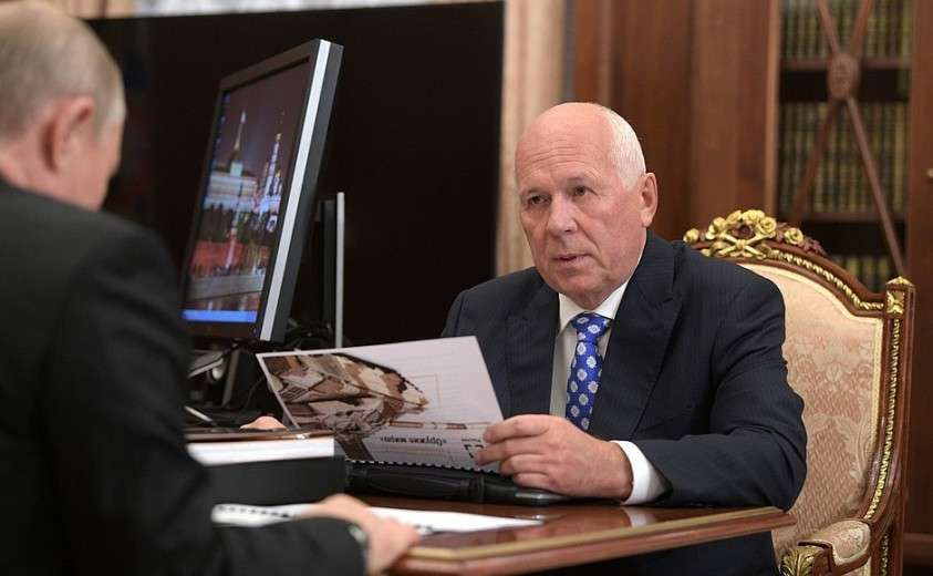 Генеральный директор государственной корпорации «Ростех» Сергей Чемезов.