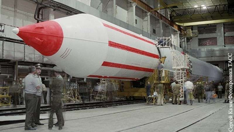 Для Украины космические ракеты превратились в магические технологии забытых предков из СССР