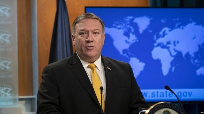 Помпео: США собирают коалицию для запугивания Ирана в Ормузском проливе